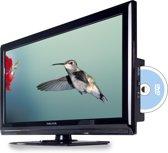 Salora LED2226FHDVX - Led-tv-/dvd-combo - 22 inch - Full HD - Zwart