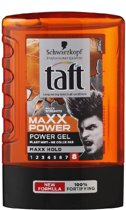 Taft MAXX Power Gel flacon - 300 ml - Gel