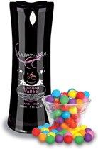 Voulez-Vous...  Siliconen Bubblegum - 30 ml - Glijmiddel