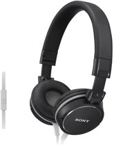 Sony MDR-ZX610APB - On-ear koptelefoon - Zwart