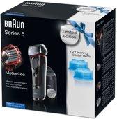 Braun Series 5 5050cc - Cadeauverpakking - Scheerapparaat