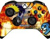 Xbox One Controller Skin Sticker - Naruto Shippuden Ultimate Ninja Storm 3
