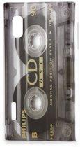 LG Optimus L5 E610 Hard Case Cassette Tape