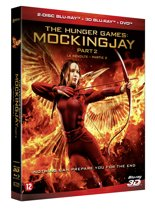The Hunger Games - Mockingjay (Part 2) (Blu-ray)