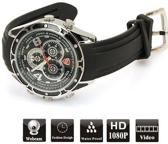 Horloge met verborgen camera met 16 GB geheugen - spy horloge