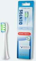 Dentos Opzetborstels voor Oral B - 12 stuks
