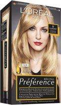 L'Oréal Paris Préférence Récital - 8 Lichtblond - Haarkleuring