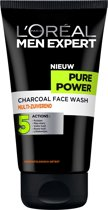 Men Expert Pure Power Charcoal - 150 ml - Reinigingsgel