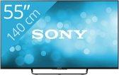 Sony Bracia KDL-55W755C - Led-tv - 55 inch - Full HD - Android tv - Zwart