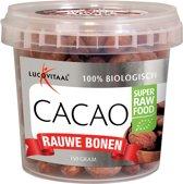Lucovitaal Super Raw Food Cacao bonen - 150 gram -Voedingssupplementen