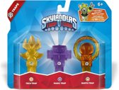 Skylanders Trap Team - Triple Trap Pack Tech Magic Earth (Wii + PS3 + Xbox360 + 3DS + Wii U + PS4 + Xbox One)