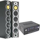 SkyTronic Stereo installatie