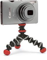 Joby GPod Mini Magnetic Black/Grey/Red Lichtgewicht Mini Statief