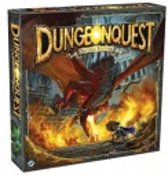 Dungeonquest Revised Edition - Bordspel