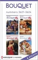 Bouquet e-bundel nummers 3621-3624, 4-in-1