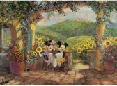 Puzzel 1000 Disney Art