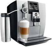 Jura IMPRESSA J500 Celebration Edition Volautomaat Espressomachine - Carbon Zilver