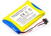 Battery NAVIGON 70/71 Easy, Li-ion, 3,7V, 900mAh, 3,3Wh