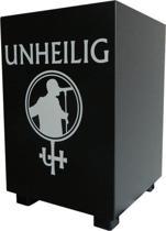 Baff Drum box Unheilig - 42 cm - Zwart