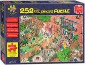 Jan Van Haasteren XXL - Puzzel  - 252 stukjes