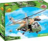 Cobi Small Army Jungle Helicopter - 2324