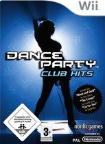 Dance Party, Club Hits  Wii