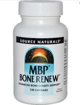 Source Naturals Voedingssupplementen MBP Botten Vernieuwing (120 Capsules) - Source Naturals