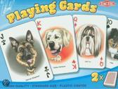 Caricature Dogs Speelkaarten - Kaartspel
