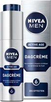NIVEA For Men Active Age - 50 ml - Dagcrème