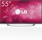 LG 55UF776V  3D led-tv -55 inch - UltraHD/4K - Smart tv