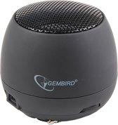 Portable speaker black