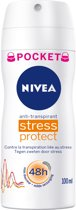 Nivea Deospray Stress Protect 100ml