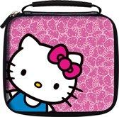 Officiële Hello Kitty bescherm- en opberghoes 2DS