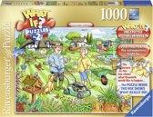 Ravensburger What if? Nummer 2 Garden open day - Puzzel - 1000 stukjes