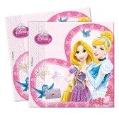 Disney Servetten princess 33 x 33 cm 20 stuks