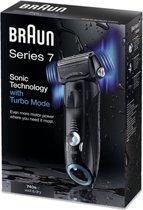 Braun Shaver 740WD-7 Turbo