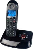 Profoon PDX-8125 - Duo DECT Telefoon met Antwoordapparaat - Zwart