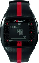 Polar FT7 - Sporthorloge - Black/Red