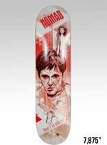 Nomad Skateboards deck Mafia 7.875