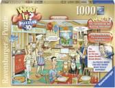 Ravensburger What if? 10 The Birthday - Legpuzzel - 1000 Stukjes