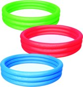 Bestway Zwembad 3-rings (152x30cm) 3 designs