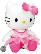 Hello Kitty Ballerina 16cm knuffel