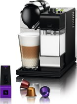 De'Longhi Lattissima+ EN520 Nespresso Apparaat - Zilver