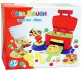 Crea Dough - Oven Set - Pizza - Zelf pizza's maken van klei!