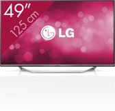LG 49UF776V - led-tv - 49 inch - UltraHD/4K - Smart tv