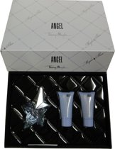 Thierry Mugler Angel for Women - 3 delig - Geschenkset