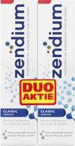 Zendium Classic - 75 ml - Tandpasta - 2 stuks - Voordeelverpakking