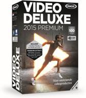Magix Video Deluxe 2015 Premium - Nederlands/ 1 Gebruiker/ DVD
