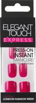 ET Express - Polished Bright Pink