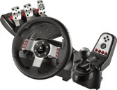 Logitech G27 Gaming Racestuur - Zwart (PC + PS3)